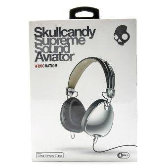 audifonos skullcandy aviator chromo