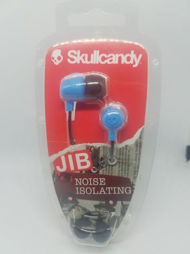 audífonos skullcandy in ear jib nuevos, originales, sellados