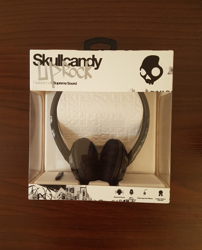 audífonos skullcandy up rock