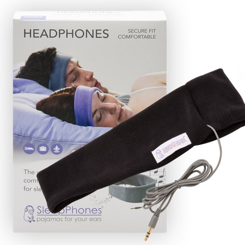 audífonos sleepphones diadema ultra delgados envió 24 horas