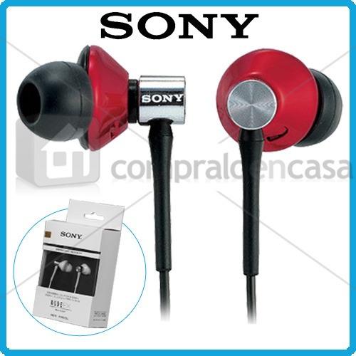 audífonos sony audio profesional