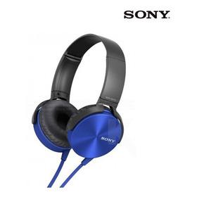 Audifonos Sony De Diadema Extra Bass Mdr-xb450ap