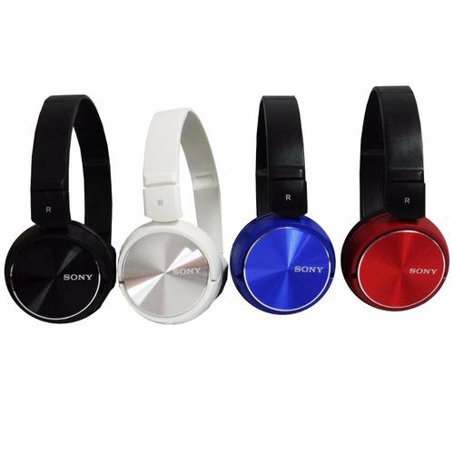 audifonos sony diadema mdr-xb450ap