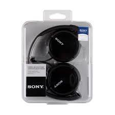 audífonos sony diadema mdr-zx110 celulares iphone ipod mp3 n