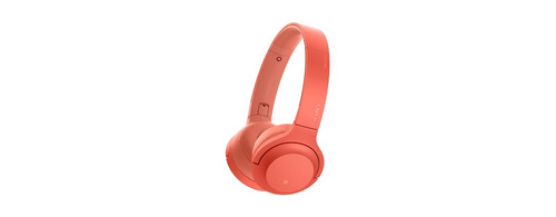 audífonos sony h.ear on bluetooth h800 (rojo)