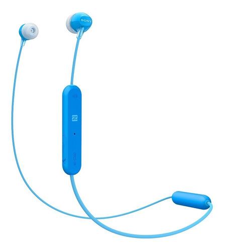 audífonos sony  in-ear inalámbricos - wi-c300