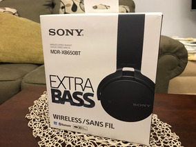 Audífonos Sony Inalámbricos Extra Bass (originales)