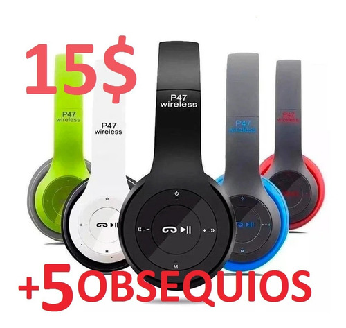 audifonos sony inalámbricos,bluetooth,sd y fm jb-995