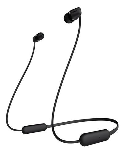 audífonos sony internos bluetooth y manos libres- wi-c200