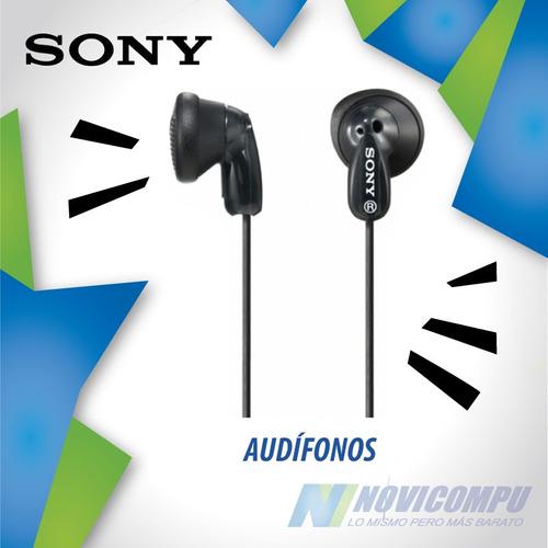 audífonos sony mdr-e9lp internos compatible mp3 mp4 ipod