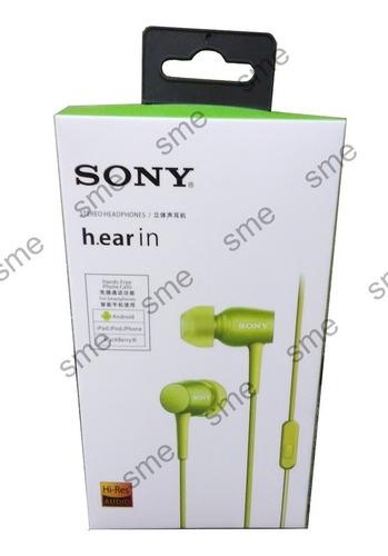audifonos sony mdr ex750ap excelente calidad