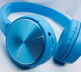 Audifonos Sony Mdr-xb400by-wireless-bluetooth-extra Bass