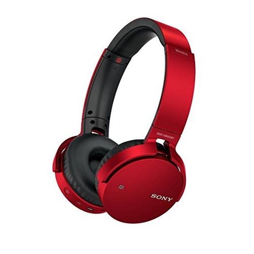 audifonos sony mdrxb650bt/r extra bass bluetooth