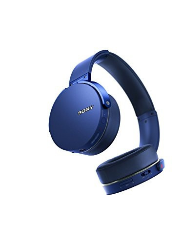 audifonos sony mdrxb950bt l extra bass bluetooth blue