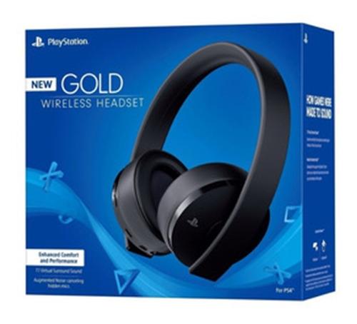 audifonos sony serie gold ps4 nuevos sellados entrega hoy