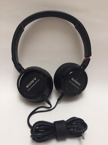 audífonos sony stereo headphones mdr-zx100.