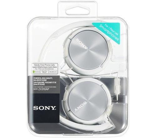 audifonos sony zx310ap originales microfono manoslibres hifi