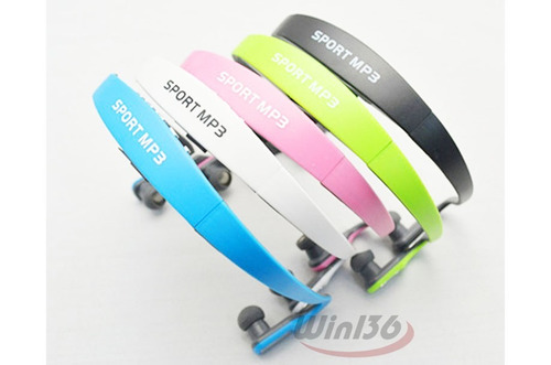audifonos sport mp3 bateria recargable micro sd fm