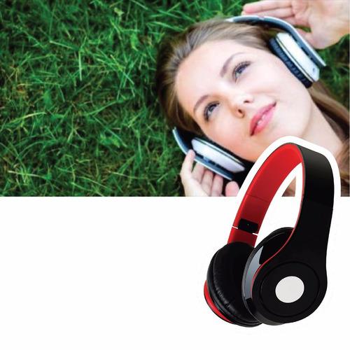 audífonos stereo uv coating alámbrico, profesional