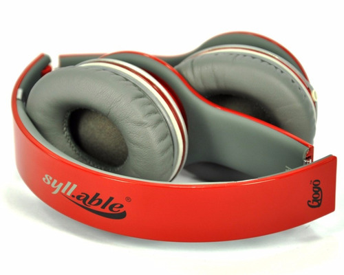 audifonos syllable g05 - sonido stereo