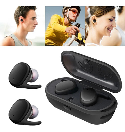 audifonos touch bluetooth auriculares inalambricos manos lib
