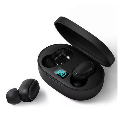 audífonos tws impermeables c/bluetooth y reducción de ruido