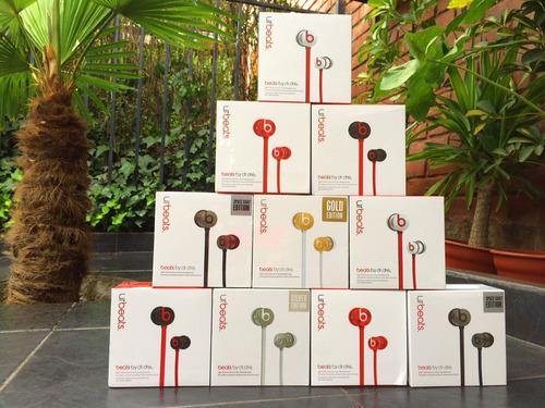 audifonos urbeats espectaculares para regalar en navidad