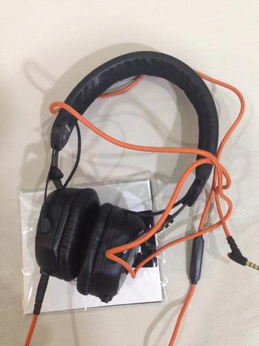audifonos v-moda xs negros (calidad tipo sennheiser)
