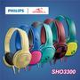 Audifono Philips Oneil Cruz Sho3300 Smartphone Itelsistem