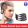 Audifonos Inalambricos Bluetooth Mp3 Micro Sd Manos Libres
