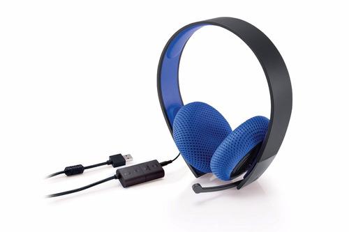 audifonos wired estereos ps4 - 100% originales y sellado