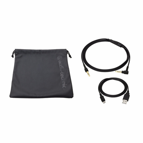 audifonos wireless bt audio-technica ath-sr5bt black