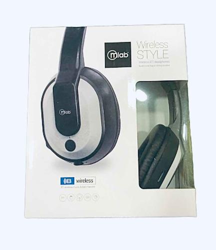 audífonos wireless style bt headphones mlab