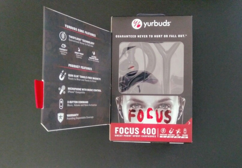 c4787e723cf Audifonos Yurbuds Focus 400 Developed By Athletes - $ 449.00 en ...