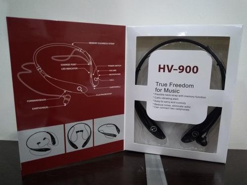 audifonos/manos libres bluethooth hv-900