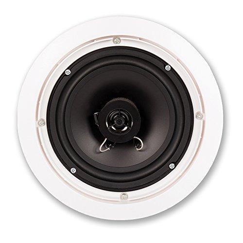 audio acústico hti6c en techo de 6.5  sistema de altavo