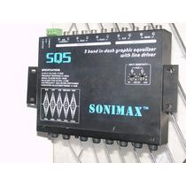 Ecualizador Para Carro Marca Sonimax