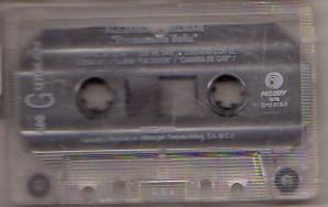 audio cassette alejandra guzman, eternamente bella