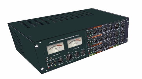 audio compresor 3 bandas vintage audio-plugins  v s t
