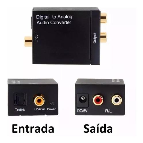 áudio conversor para