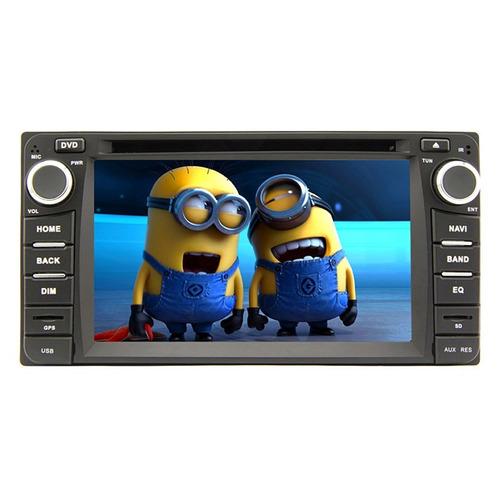 audio dvd para vehiculo