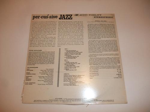 audio fidelity / per-cus-sive jazz lp