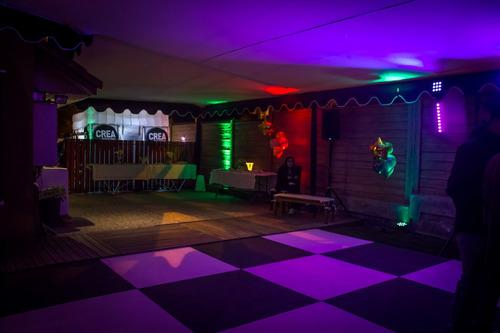 audio iluminación eventos