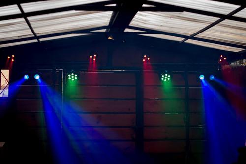 audio iluminación música para eventos privados v región