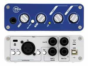 audio interface mbox 2 mini w/protools 8