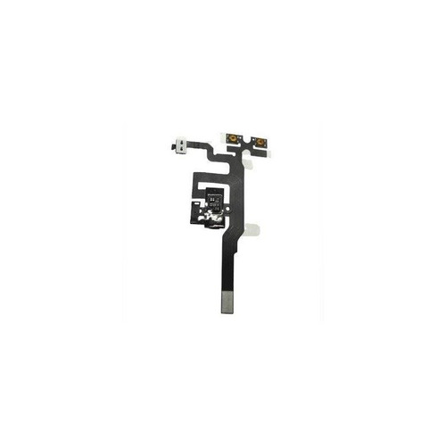 audio jack para iphone 4s a1431 a1387 a1387 c + envio gratis