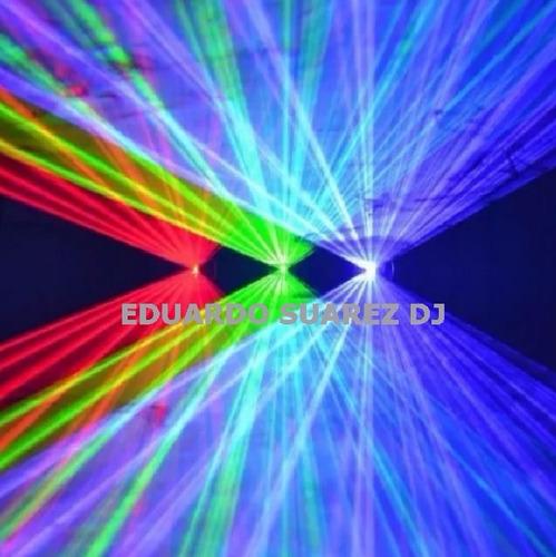 audio luces laser