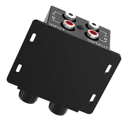 audio para control