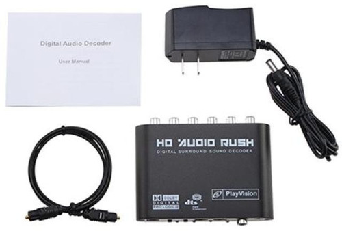 audio para conversor