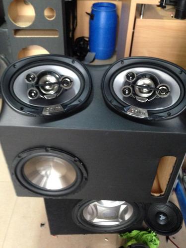 audio para parlantes